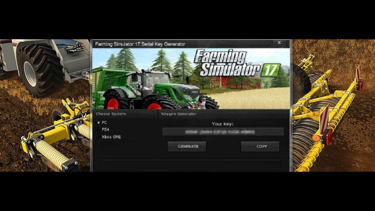telecharger farming simulator 2017 pc crack