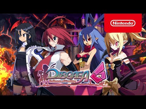Disgaea 6: Defiance of Destiny - Disponible le 29 juin, mec ! (Nintendo Switch)