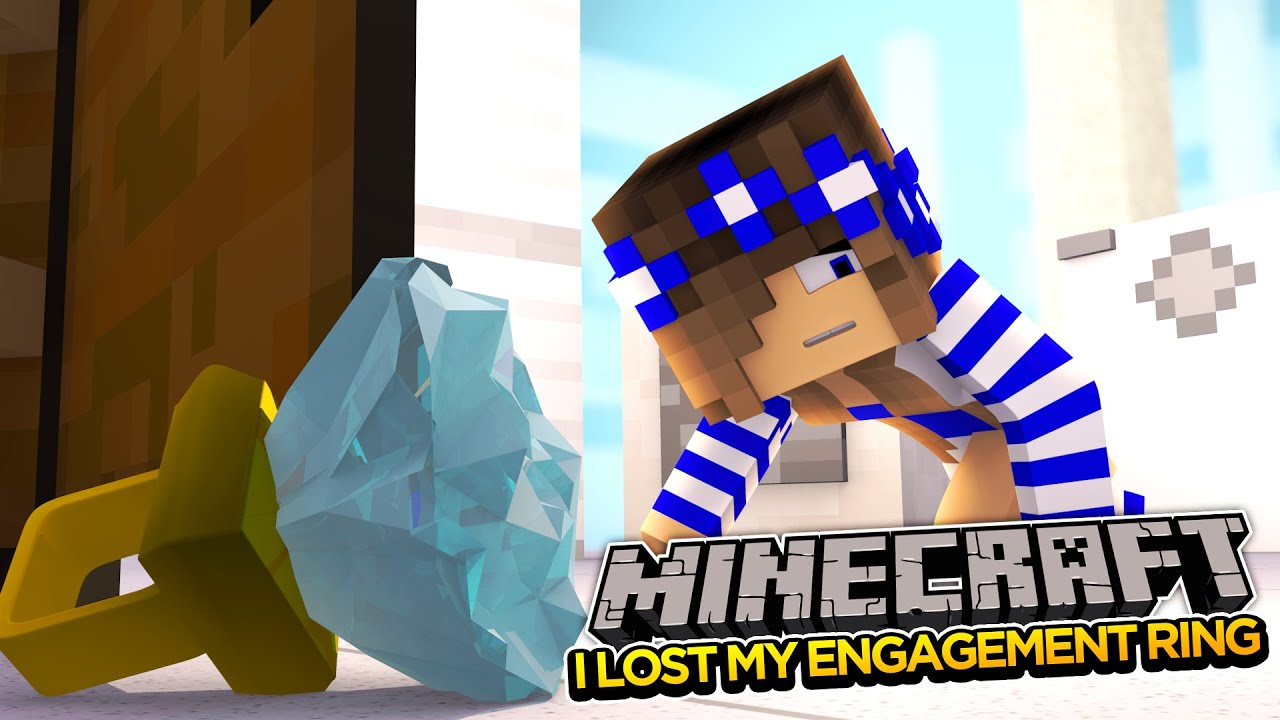 Minecraftthe Lost Engagement Ringwho Is Getting Married?!
