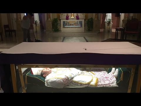 The Body of St. Neumann