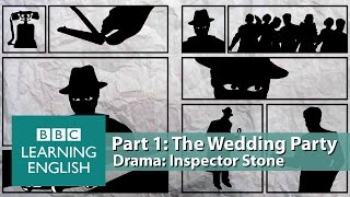 "Learn some wedding vocabulary in part 1 of ""The Case of the Missing Ring"""