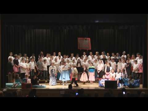 Windber 5th Grade Musical 2017