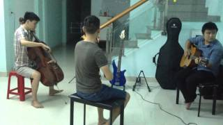 Top of the world (The Carpenters) _ violin cover