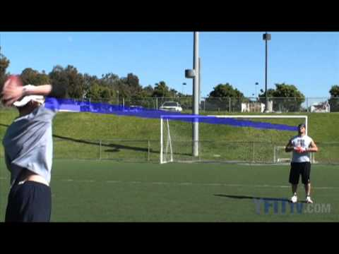 Quarterback Training Qb How To Properly Throw Football