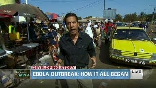 Sanjay Gupta MD: How the Ebola outbreak began