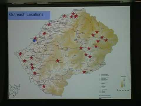 Pediatric HIV Prevention, Care and Treatment in Lesotho