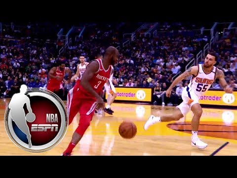 Chris Paul's best plays with the Houston Rockets [12/11] | ESPN