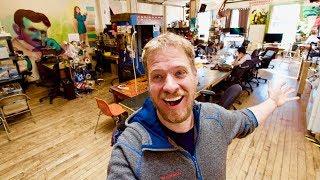 Inside San Francisco's Anarchist Hackerspace