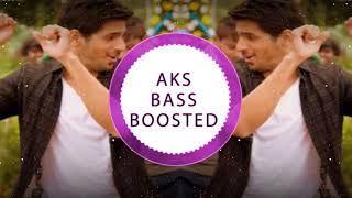Kar Gayi Chull Kapoor Sons DJ Mix || AKS BASS BOOSTED