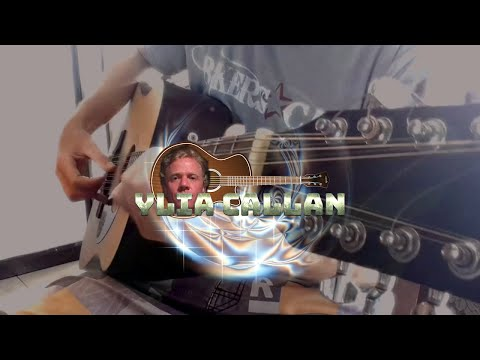 Freestyle Galaxy 12 String Fender Extra - Fingerstyle Acoustic Guitar - Ylia Callan