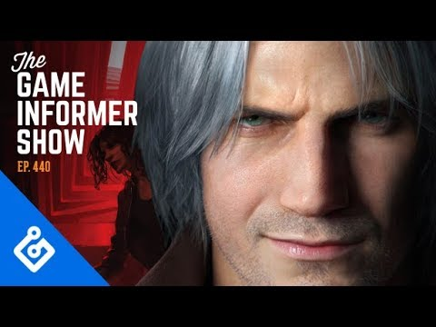 GI Show – Control, Devil May Cry 5, Glen Schofield Interview thumbnail