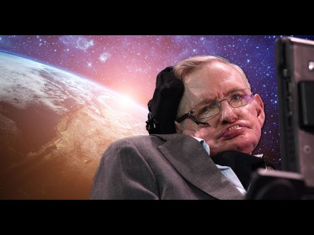 著名天体物理学家史蒂芬-霍金去世 享年76岁 #1