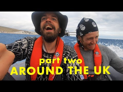 1700miles In A Tiny Speedboat - Part2