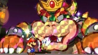 Paper Mario Sticker Star - All Boss Battles thumbnail