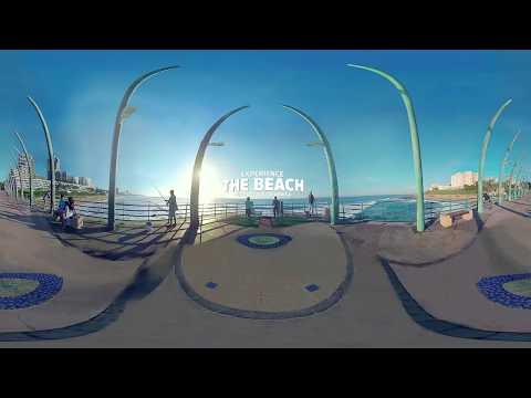 360 Degrees of Durban's Coastline
