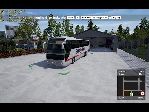 Fernbus simulator running on Pentium g4400 |