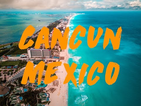 My Vacation in Cancun, Mexico //  JeffHK Travel Film