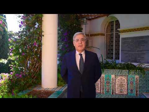Ambasciatore d'Italia in Algeria S.E. Pasquale Ferrara