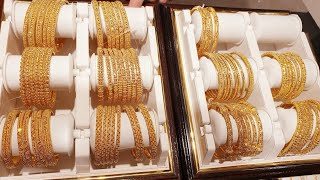 Gold Market London |gold Jewellery Bangles| First Time |gold Shopping In Uk|paki