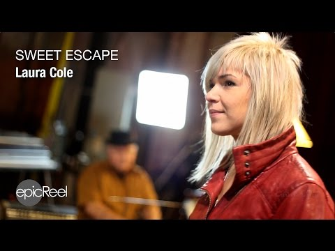 Laura Cole - Sweet Escape (OFFICIAL VIDEO) Live
