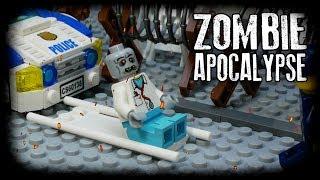 Lego Самоделка Зомби апокалипсис / LEGO Zombie Apocalypse