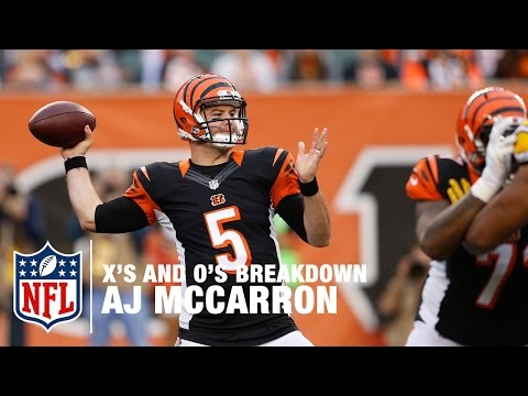 Why AJ McCarron is Better Than You Think | X
