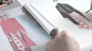 Fashion Illustration - London College of Fashion Short Courses Thumbnail