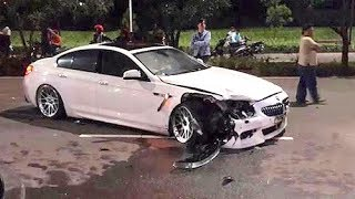 Stupid DRIVERS On RUSSIAN ROADS! Driving Fails September 2018 #6 part