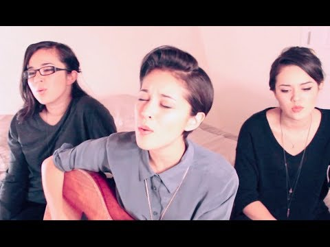 Burn - Ellie Goulding (Official Cover Music Video By Kina Grannis & Sisters)
