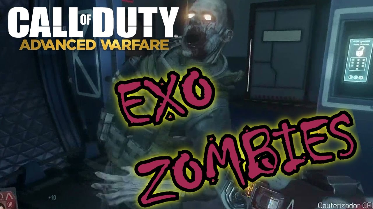 EXO ZOMBIES Gameplay! Call Of Duty: Advanced Warfare DLC ... Call Of Duty Advanced Warfare Havoc Zombies