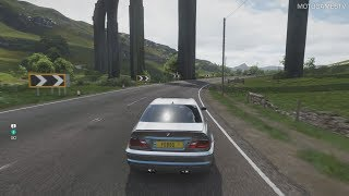 Forza Horizon 4 - 2005 BMW M3 E46 Gameplay
