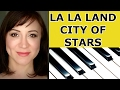 How to Play City of Stars (La La Land) - Piano Tutorial/Sheet Music video & mp3