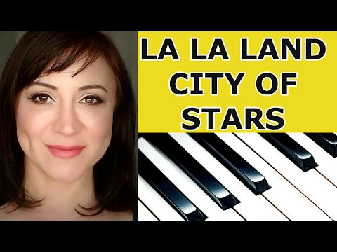 City of Stars (La La Land) Piano Tutorial/Sheet Music