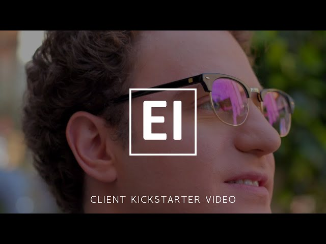 Ezekiel-ion Luxury Nanotech Smart Glasses Kickstarter Video - Made by Envy Creative