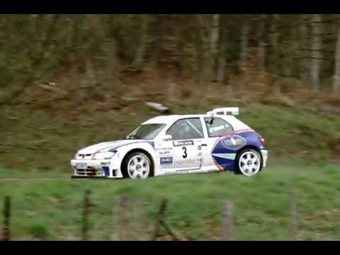 Rallye du Pays de Caux, Roussel-Roussel
