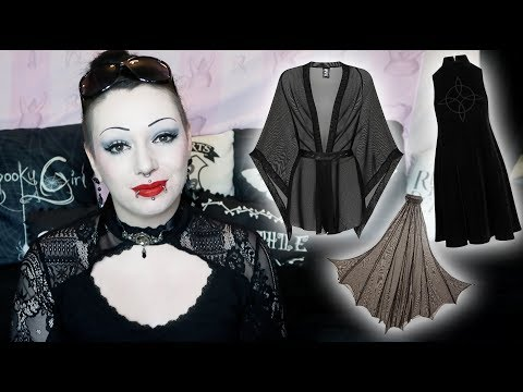 Gothic Fashion Haul from Necessary Evil | Toxic Tears