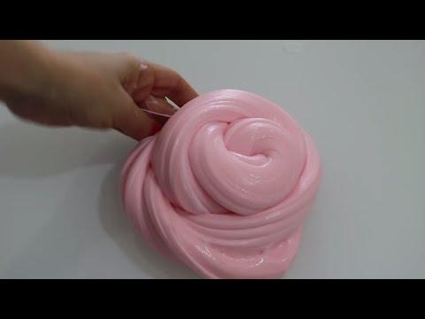 tutkalsız borakssız bubbly slime nasıl yapılır? bidünya oyuncak