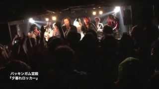 渋谷GABIGABI八周年ライブの模様 2013年4月18日(最終日) 出演:バッキ...