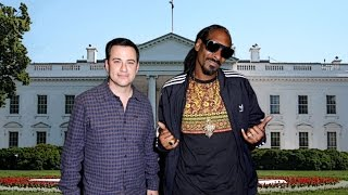 Jimmy Kimmel On GGN with Snoop Dogg