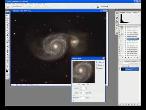 Noel Carboni's Astronomy Tools - Photoshop Actions