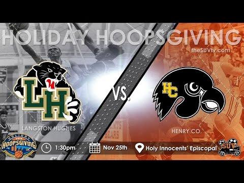 Langston Hughes (GA) vs. Henry County (GA)