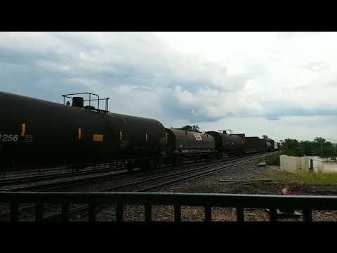 Railfaning at Joliet, Illinois