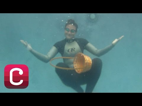 Underwater Basket Weaving with Alexi Ueltzen | Creativebug