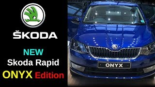New Skoda Rapid Onyx Edition | Overview by Orange Bytes