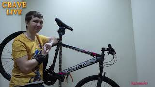 Обзор велосипеда VELTORY 211 (2019)