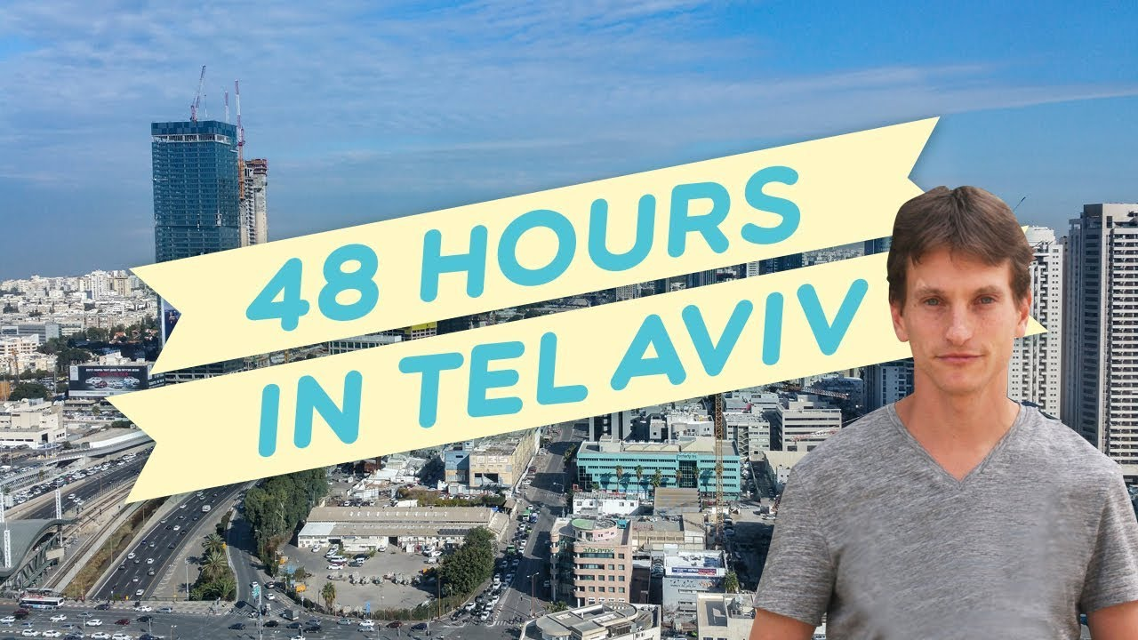 Download 48 Hours in TEL AVIV (By A Professional Tour Guide)