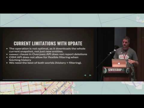 Using GeoGit with OpenStreetMap: Distributed Versioned Spatial Data Editing – Jeffrey Johnson
