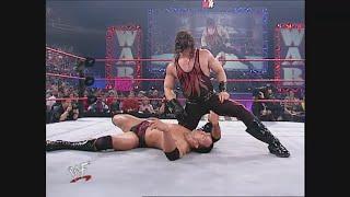 Kane vs The Rock  - Raw is War (1.1.2001)
