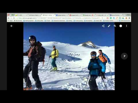 Hangout with Henry - making skiing more fun not just safer