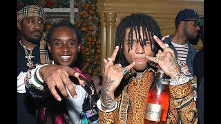 Slim Jimmy says he's Leaving Rae Sremmurd to go Solo. Swae Lee unfollows him on instagram.